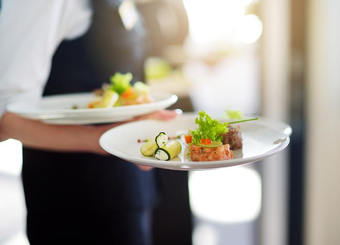 outdoor event catering london - texturecatering